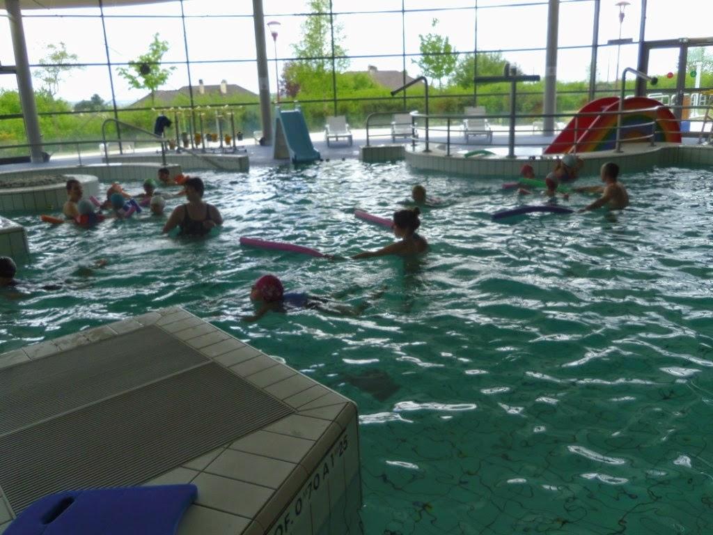 Ecole notre dame de montligeon quelle chance d 39 aller la for Aller a la piscine