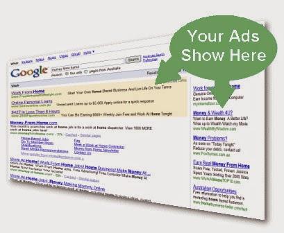 Pay Per Click Advertisement With AdWords