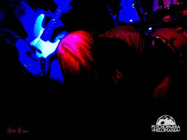 Nekurat & Marquis (Hyadningar) @Le Klub, Paris 07/12/2008