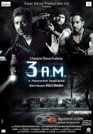 review of 3 A.M., bollywood movie rating, koimoi,bollywood humgama, yahoo, galta, msn, wiki