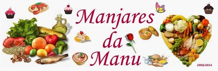 """""""Manjares da Manu"""""""