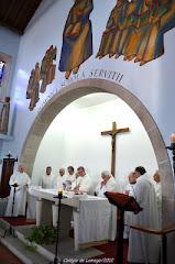 Celebração da Comunhão Pascal e dia de São Bento/2012