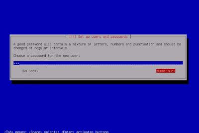 Installasi Debian