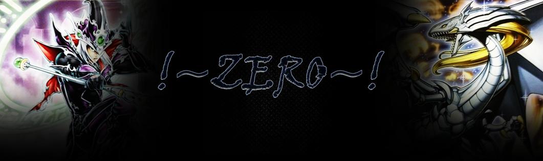 Yu-Gi-Oh! - Zero
