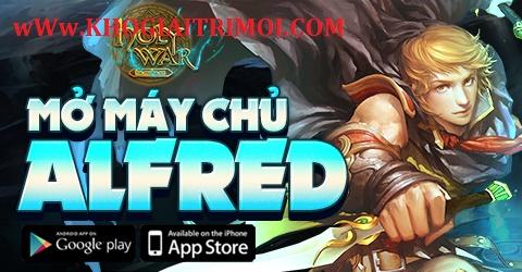 Game Holy War khai mở máy chủ S52 - Alfred