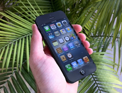 Home Screen iPhone 5