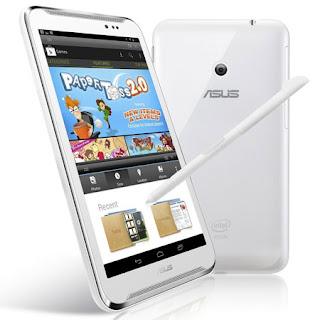 Asus FonePad Note FHD 6, Ponsel Raksasa Berproesor Intel
