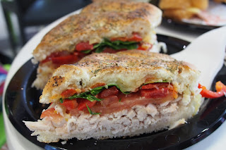 Daily Bread Chicken sandwich - The Chopping Board