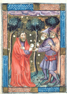 Prefiguring Salvation –Manna in the Desert and the Bread From Heaven, Part I