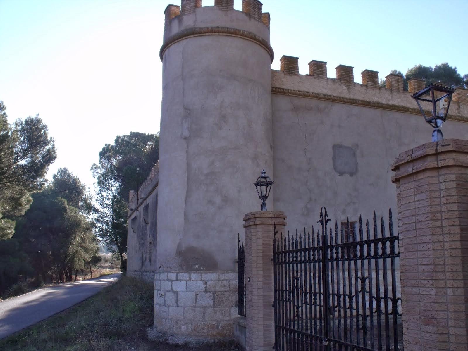 Masia fortificada IBI