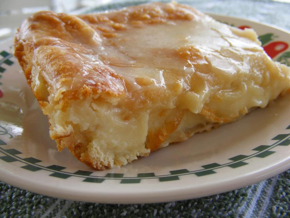 Breakfast Cheese Danish