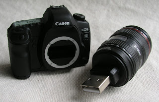 cool camera shape usb flash disk