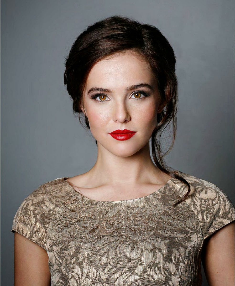 Magazine Photoshoot : Zoey Deutch Photoshoot for Afterglow Magazine December 2013