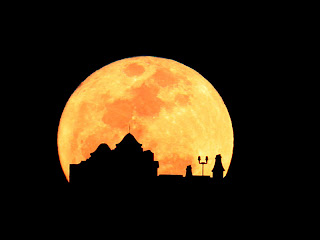 Gambar | Foto Supermoon