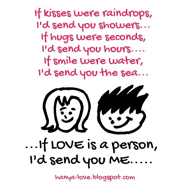 JIKA PELUKAN ITU DETIK AKAN KURIMI KAMU DALAM JAM Jika Ciuman Itu Tetesan Hujan, Akan Kukirimi Kamu Curahannya
