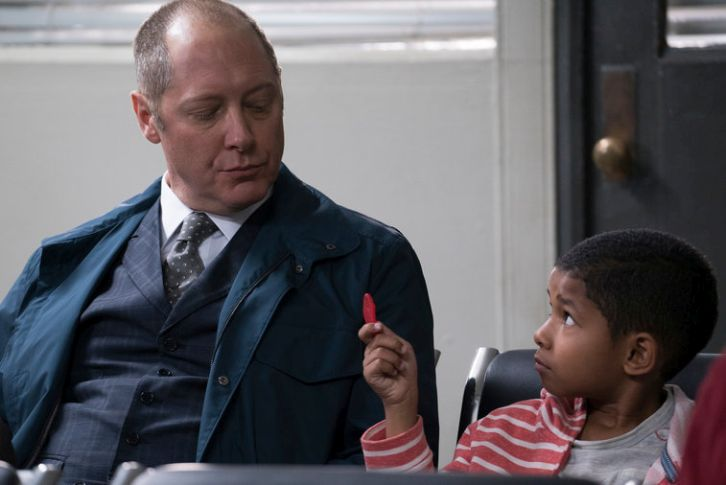 The Blacklist - Episode 2.05 - The Front - Promotional Photos