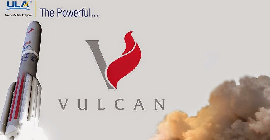 United Launch Alliance (ULA) unveiled its Next Generation Launch System (NGLS) April 13, 2015. The new rocket, Vulcan, will transform the future of space by making launch services more affordable and accessible. Credit: ULA