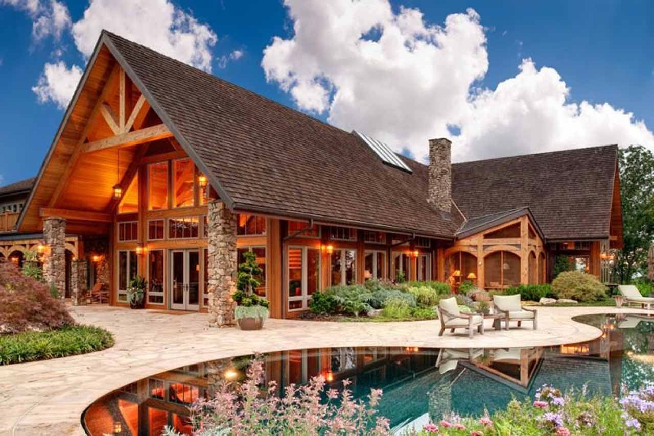 classic home design - Colorado Home Design