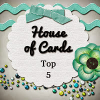 July 2013 - House of Cards Top 5