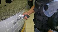 Guarda Civil Municipal de Boa Vista/RR equipe GTAM detém elemento armado