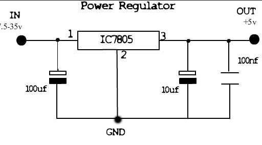modellb u00e5ter bec  battery eliminator circuit Vtvm Battery Eliminator 90 Volt Battery Eliminator Schematic