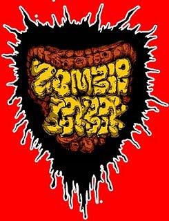 Zoombie CookBook - Dead Horror Metal - Joinville/SC