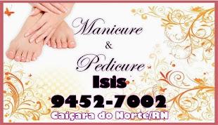 ISIS MANICURE NO CONJUNTO SANTA RITA EM CAIÇARA DO NORTE/RN - 9452-7002