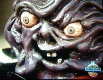 All Things Lynn-Logue: Attack of the Slime Monster