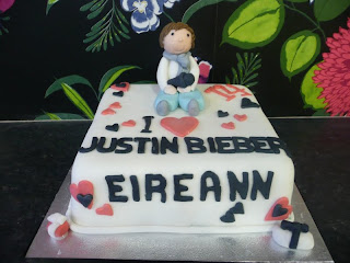 Amazing Justin Bieber Cakes