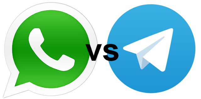 WhatsApp censura enlaces URLS y previsualización de palabras que contengan la palabra Telegram - h2geek.com}