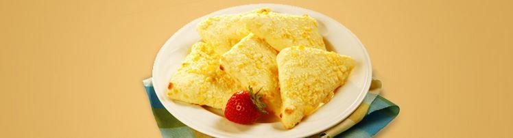 Resep Cara Membuat Kue Cheese Streusel Cookies