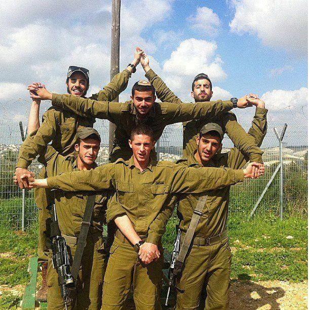 Star of David - IDF