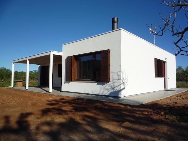 Casa prefabricada BlocHouse