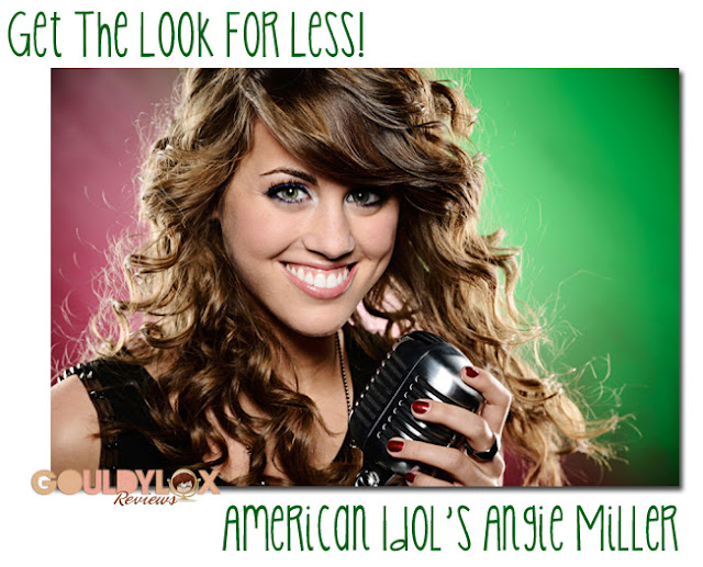 Get the Look: Angie Miller, Beauty