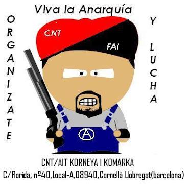 CNT/AIT CORNELLA I COMARCA