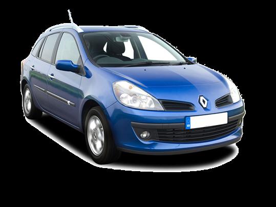 Renault Clio Sport 2012