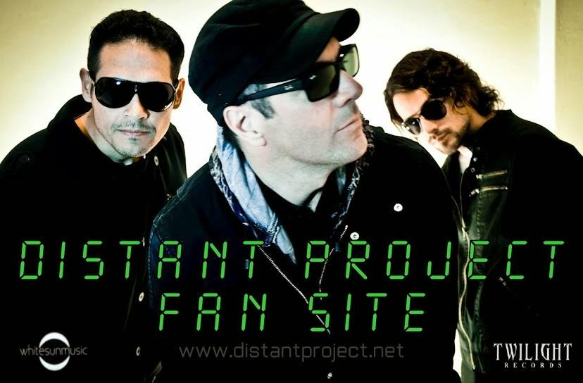 Distant Project Fan Blog