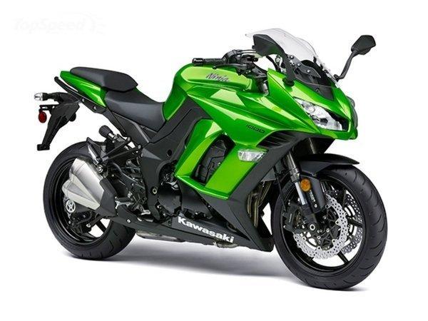 Kawasaki-Ninja-1000 புதிய கவாஸாகி நின்ஜா 1000 அறிமுகம்