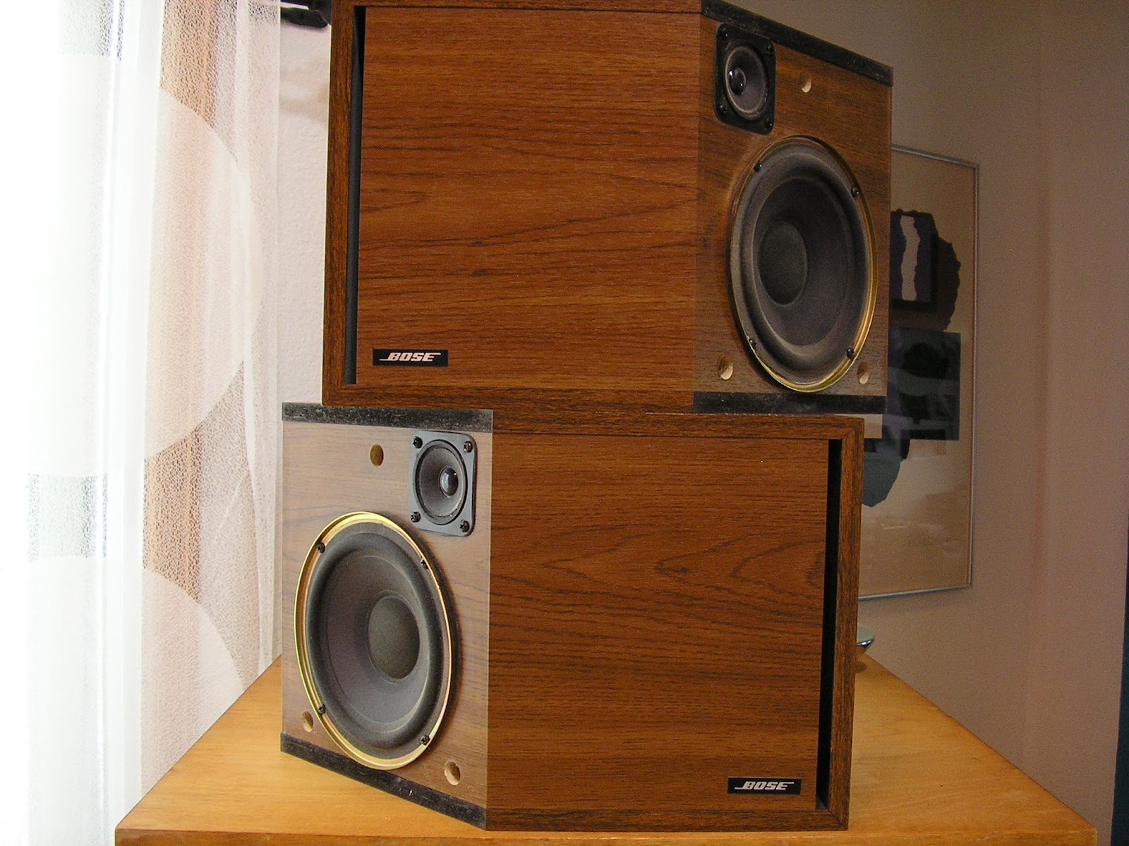 Bose 2.2 series direct reflecting speakers | Swing:Modern -- Vintage ...