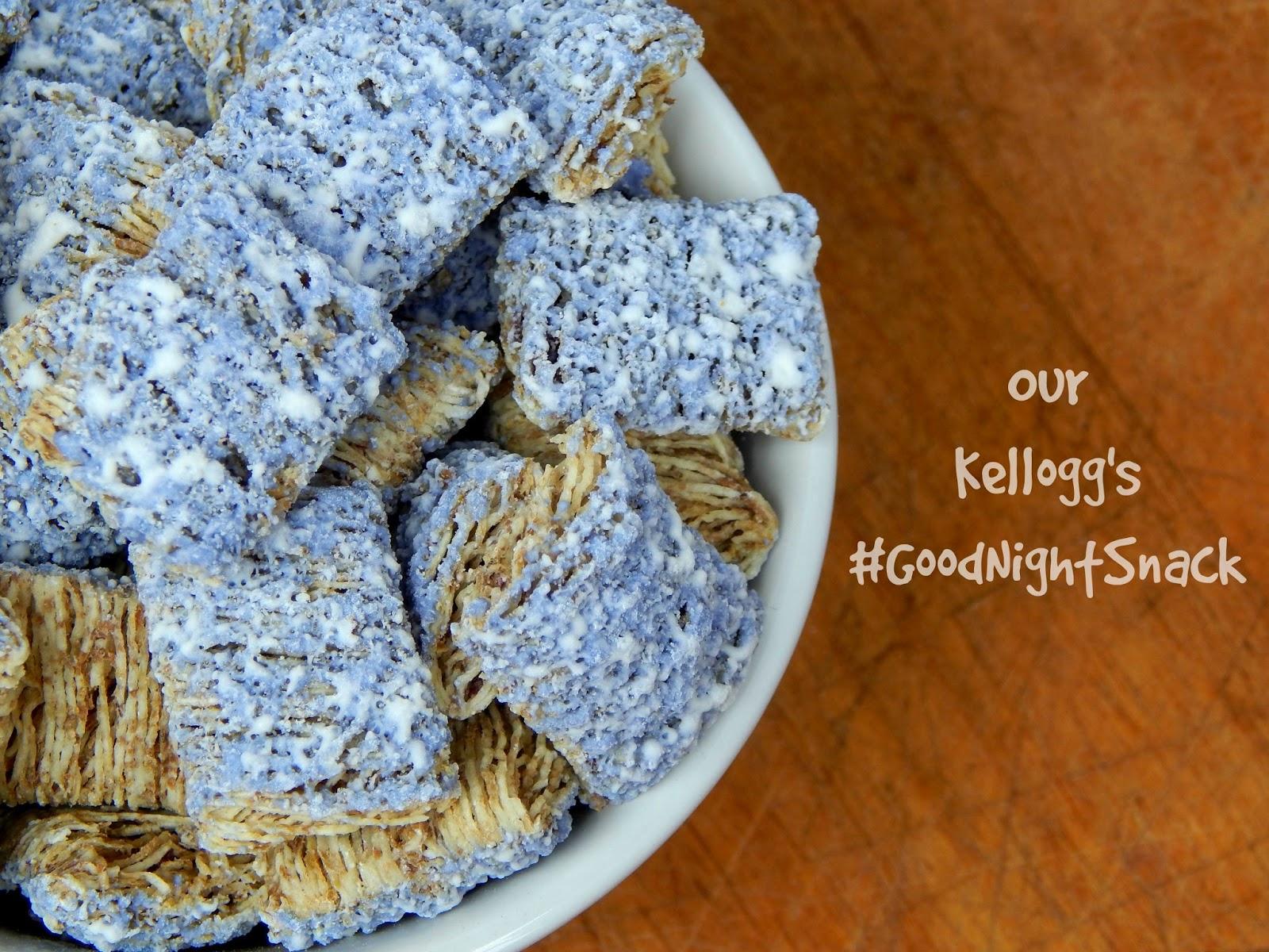 Kellogg's #GoodNightSnack cereal ideas #shop #cbias