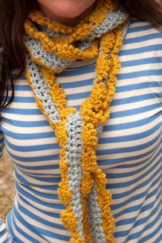 Exelent Skinny Knit Scarf Pattern Embellishment - Easy Scarf ...