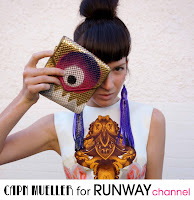 official Aus blogger for Japanese style network RUNWAY channel