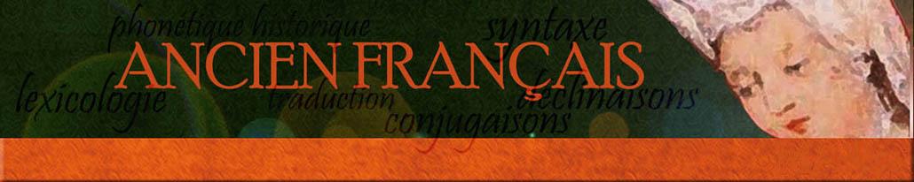 ANCIEN FRANCAIS