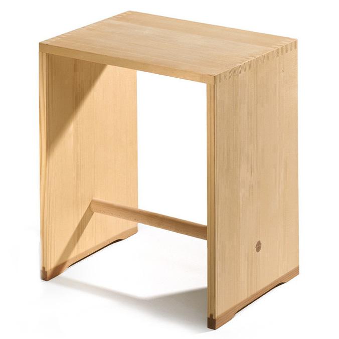 max bill ulm stool modern design by. Black Bedroom Furniture Sets. Home Design Ideas