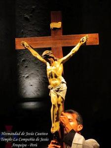 Viernes de Dolores - Via Crucis - Plaza de Armas