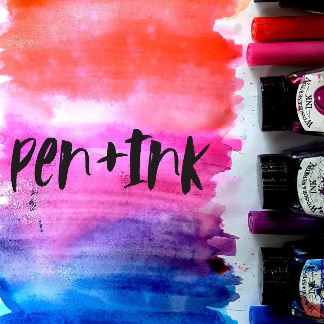 Pen + Ink Class