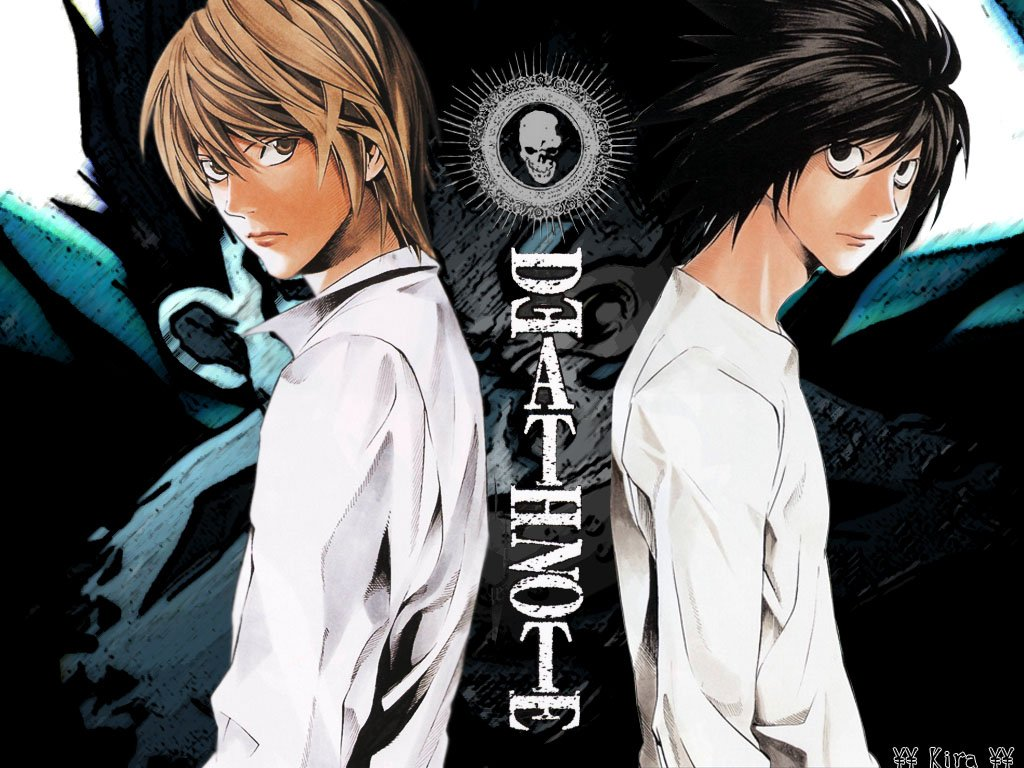 [Taverne] Manga et anime Death+Note