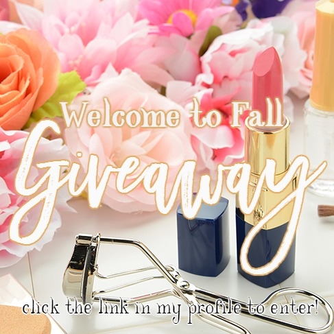 Welcome to Fall Multi Blogger Gift Card Giveaway