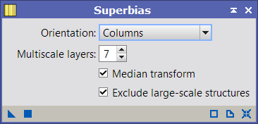 Superbias Module - Default Settings