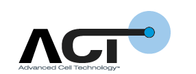 ACT stem cells logo